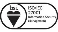 Brookson has achieved ISO27001 for information security management
