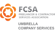 Brookson is FCSA approved for Umbrella Company Services